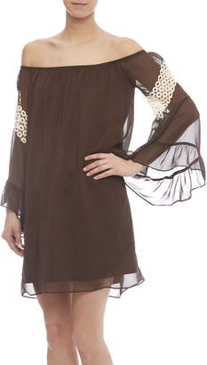 VaVa Chocolate Dress $90.99 thestylecure.com