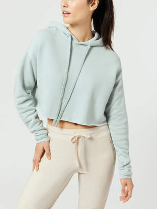 Alo Yoga Cropped Hoodie