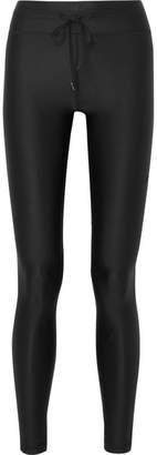 The Upside Stretch Leggings - Black