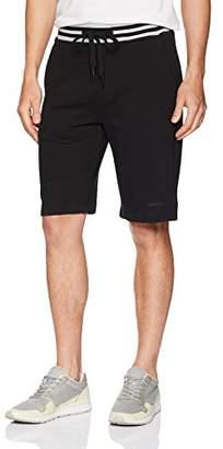 Calvin Klein Jeans Men's Rib Tipping Logo Shorts
