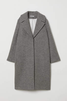 H&M Wool Coat - Gray