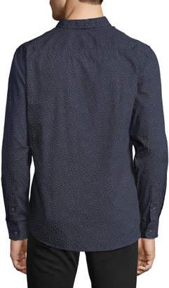 Slate & Stone Colton Printed Sport Shirt