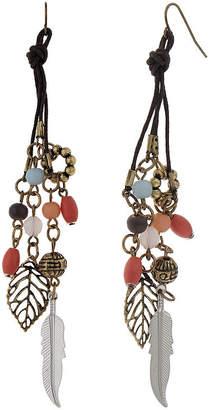 JCPenney Decree Drop Earrings