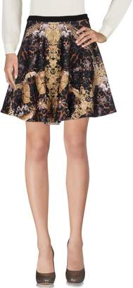 Philipp Plein Knee length skirts - Item 35339351UQ