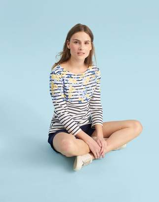 Joules Harbourlight Lightweight Jersey Top