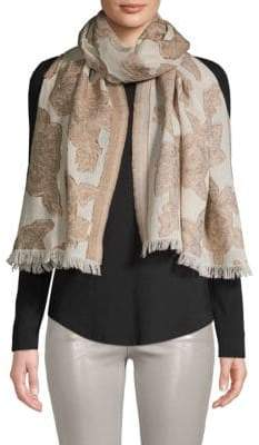Badgley Mischka Moulin Rose Scarf