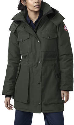 Canada Goose Gabriola Hooded Parka Coat w/ Reflective Back