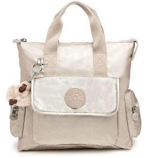 Kipling Revel Small Metallic Convertible Backpack