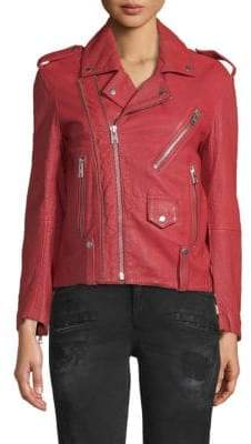 Zadig & Voltaire Liya Leather Jacket