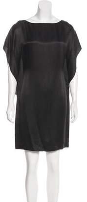 Balenciaga Patterned Silk Dress