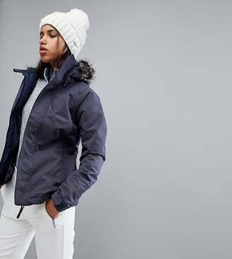 O'Neill Ski Faux Fur Hood Jacket