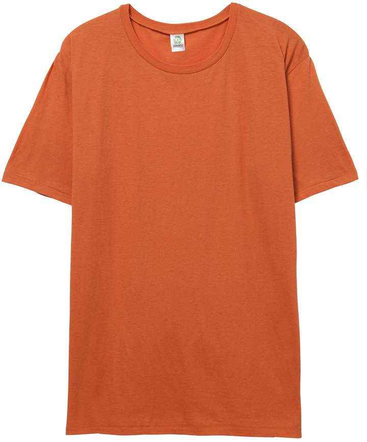 Alternative Apparel Organic Cotton Mens Crew T-Shirt