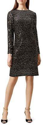 Hobbs London Mia Sequined Dress