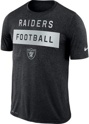 Nike Men's Dri-FIT Oakland Raiders Tee