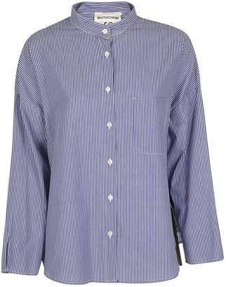Semi-Couture Semicouture Mandarin Collar Shirt