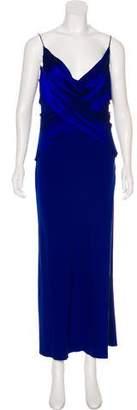 Dion Lee Silk Evening Dress