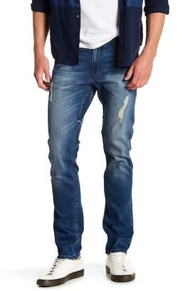 Calvin Klein Rip Mid West Slim Jeans