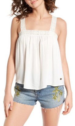 Women's Roxy So Smart Tank $39.50 thestylecure.com