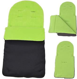 Silver Cross For Your Little One Footmuff/Cosy Toes Compatible with Lime