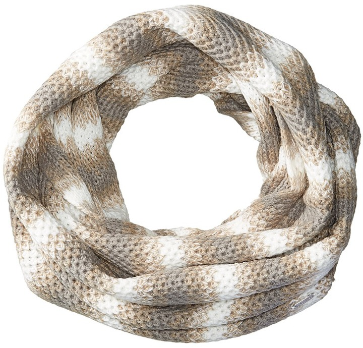 Calvin Klein - Ombre Honeycomb Loop Scarves