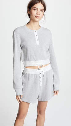 Alexander Wang Cropped Top