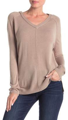 14th & Union V-Neck Pullover Sweater (Regular & Petite)