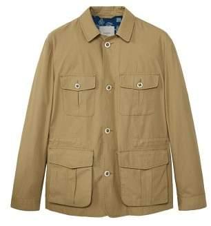 Mango Man MANGO MAN Cotton field jacket