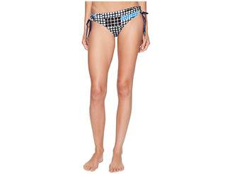 Dolce Vita Gridlock Bottom with Lace-Up Sides Women's Swimwear