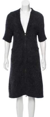 Hermes Mohair Sweater Dress