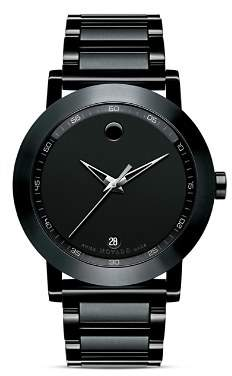 Movado Museum® Sport Stainless Steel Watch, 42mm