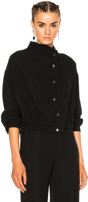 Isabel Marant Lynton Jacket $640 thestylecure.com