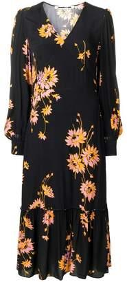 McQ floral dress