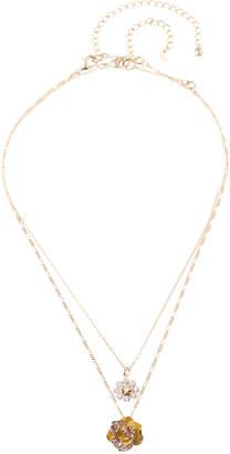 Jill Stuart (ジル スチュアート) - JILLSTUART(JEWELRY) summer rose necklace set