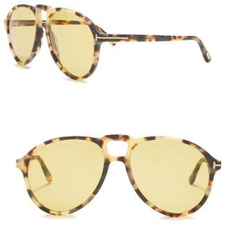 104529039b80 Tom Ford Brown Men s Sunglasses - ShopStyle