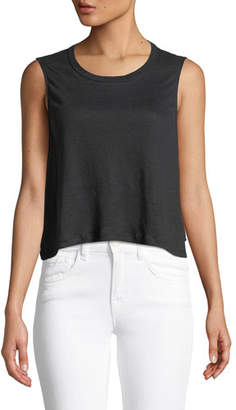 A.L.C. Ines Cropped Tank Top