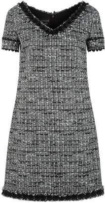 Moschino Tweed Mini Dress