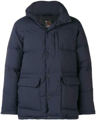 Aspesi water-resistant padded jacket