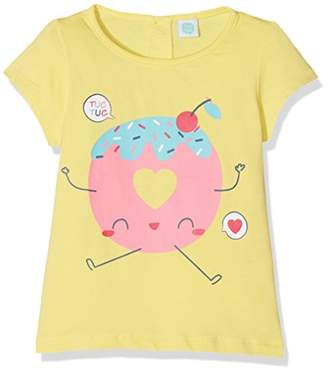 Camilla And Marc Tuc Tuc Baby Girls' Yummy T-Shirt,80 cm