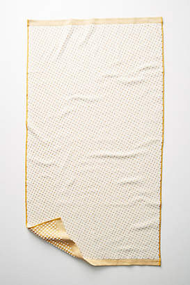 Anthropologie Dotted Jacquard Towel Collection