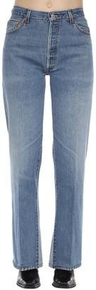 RE/DONE Re Done 70S ULTRA HIGH RISE BELL BOTTOM JEANS