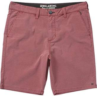 Billabong Men's New Order X Overdye Walkshort