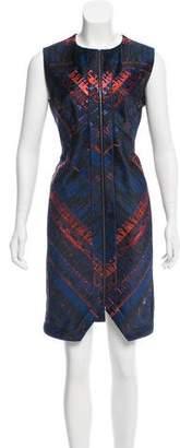 J. Mendel Silk Brocade Dress w/ Tags