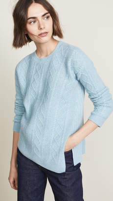Pringle Cable Rib Sweater