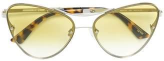 McQ cat eye sunglasses
