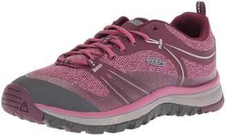 Keen Women's Terradora Hiking Shoes, Grape Wine/Red Violet