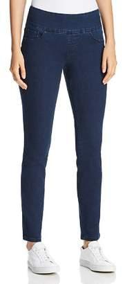 Jag Jeans Nora Skinny Denim Leggings in Dark Indigo