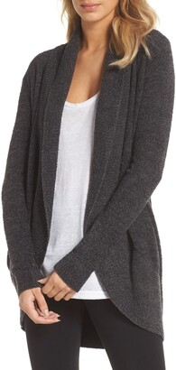 Barefoot Dreams CozyChic Lite® Circle Cardigan