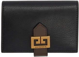 Givenchy (ジバンシイ) - Givenchy ブラック GV3 カード ホルダー