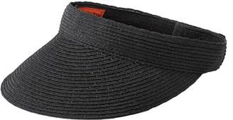 Co San Diego Hat Ultrabraid Visor with StretchSweatband