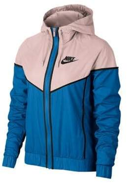 Nike Windrunner Logo Jacket